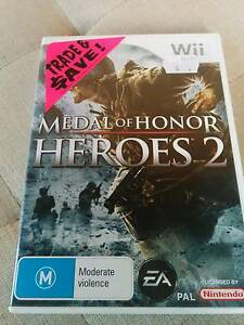 Nintendo Wii Game - Medal of Honor: Heroes 2 Strathmore Moonee Valley Preview