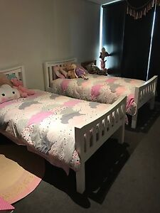 2x king single beds with mattress Docklands Melbourne City Preview