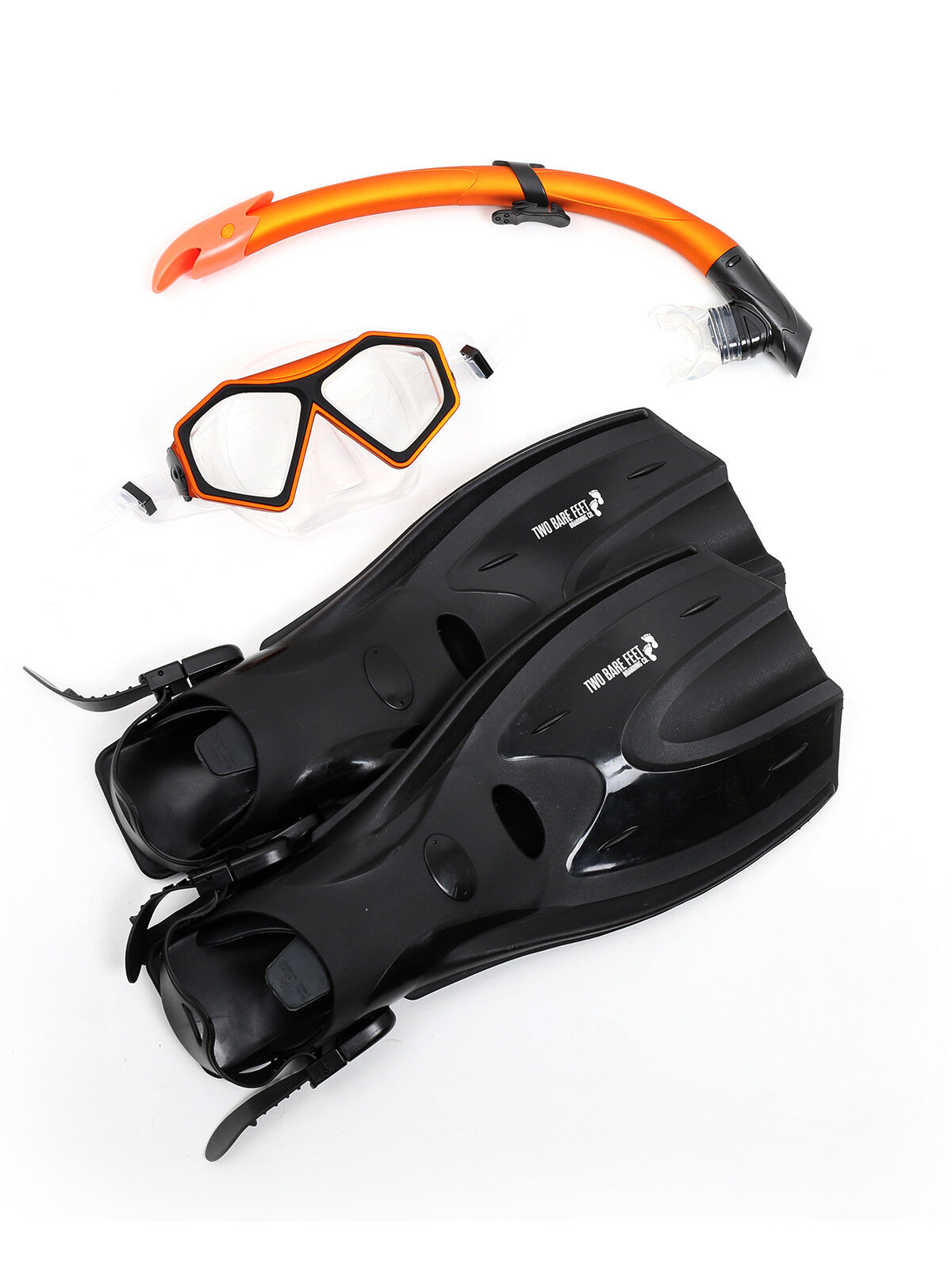 tbf 3-tlg. divesport silikon Maske Schnorchel & Flossen… | Nicht zutreffend