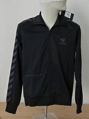 Hummel Classic Bee Zip Jacket Gr. S schwarz NEU