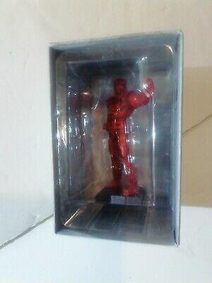 Eaglemoss Marvel Figurine Lead Metal Sunfire #8