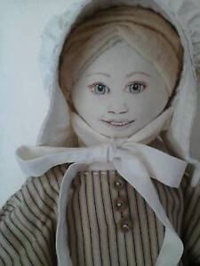Beautiful Hand-made Pioneer Doll Port Macquarie Port Macquarie City Preview