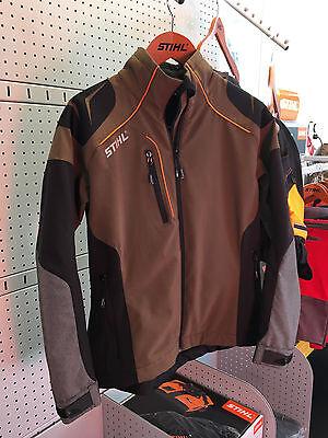 Gebraucht, Stihl Jacke Softshelljacke Advance X-Shell Damen Gr. M Torf / Schwarz gebraucht kaufen  Schleiden