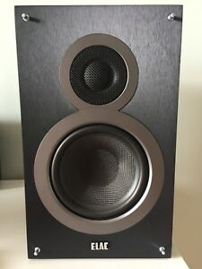 Elac Debut B6 Bookshelf Speaker - Pair