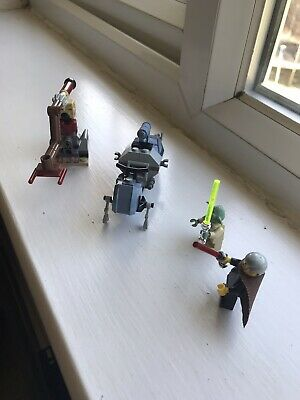 Lego Star Wars Set 7103 Jedi Duel