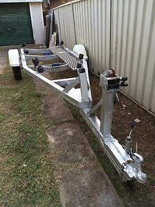 Aluminium Boat Trailer Caringbah Sutherland Area Preview