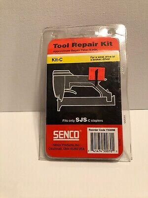Senco Stapler Repair Kit - Yk0096 Ea036 Driver Blade Fits Sjs-c Wire Stapler