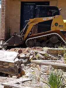 Bobcat and Tipper Hire Golden Grove Tea Tree Gully Area Preview