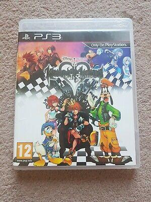 Kingdom Hearts HD 1.5 ReMIX (Sony PlayStation 3, 2013) PS3