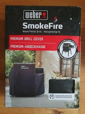 Weber 7192 SmokeFire Premium Grill Cover EX4 7192 BNIB