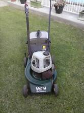 victa 2 stroke mower and catc Wollongong Wollongong Area Preview