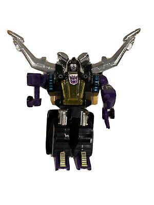 Transformers G1 SHRAPNEL Takara 1985 Insecticon Decepticon Hasbro