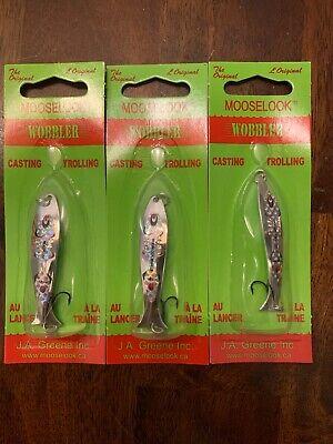 Pick Spoon T114 Trout Perch Panfish 1-1//4in 1//6oz Thomas Lures E P