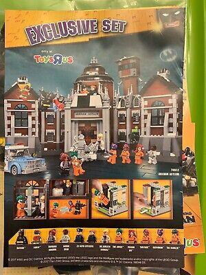 Batman Lego Movie Toys R Us Exclusive Swag Bag Build Something Batman