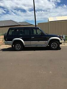 1995 Mitsubishi Pajero Wagon Munno Para West Playford Area Preview