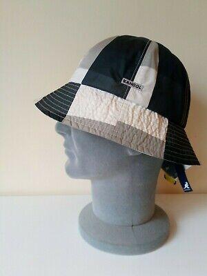 Kangol Check Casual Bucket Hat  Size - L