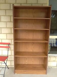 Toll Boy Bookshelf