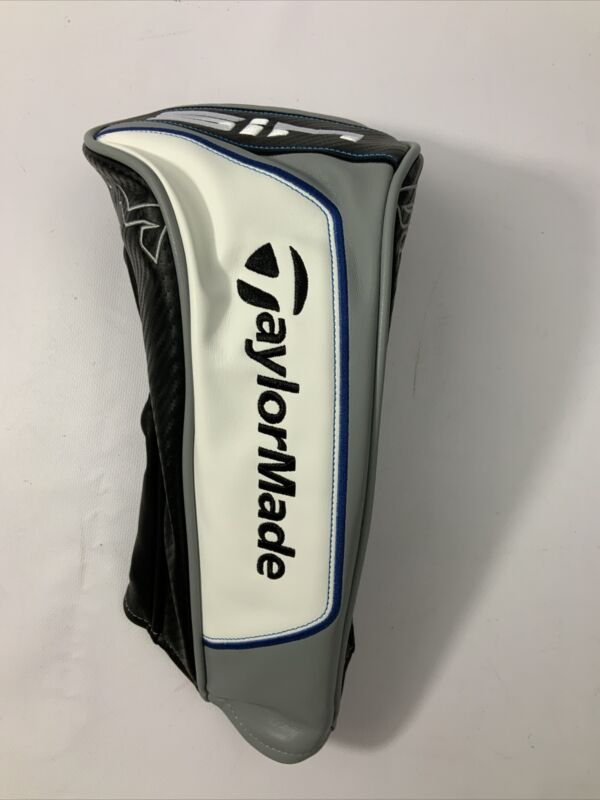 New 2020 TaylorMade SIM SIM Max and SIM Max D Driver Headcover In Plastic