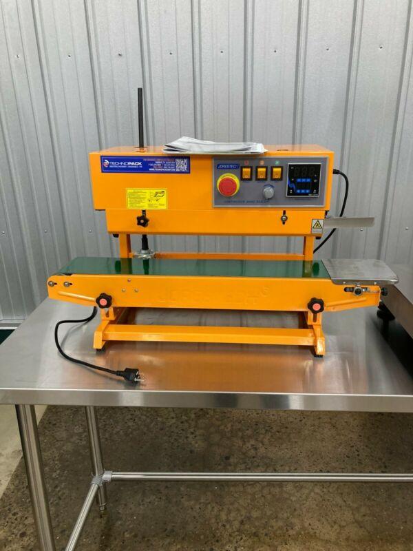 Technopack Jorestech FRB-770 continuous band sealer