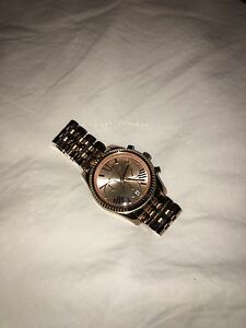 Michael Kors Boyfriend Watch in Rose Gold
