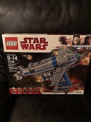 LEGO Star Wars - Resistance Bomber - 75188 NIB