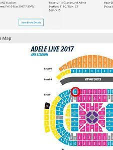 Adele Tickets Mount Hutton Lake Macquarie Area Preview