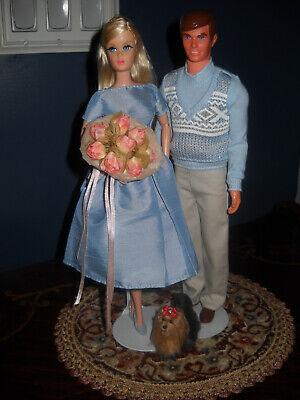 1/6 scale Barbie fashion royalty silkstone yorkshire terrier dog yorkie Honey
