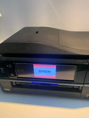EPSON Artisan 800 All-In-One Inkjet Printer Working TESTED w/BOX