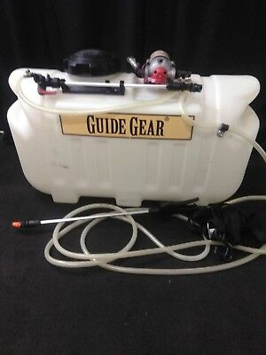 Guide Gear Atv Broadcast And Spot Sprayer 26 Gallon Gg26gs