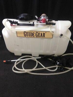 Guide Gear Atv Broadcast And Spot Sprayer 26 Gallon Gg26gs