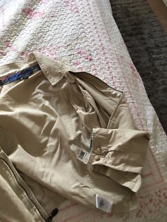 Brand new authentic Ralph Lauren polo jacket will fit small