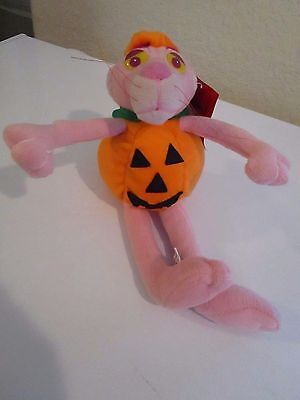 ANTHER HALLOWEEN PUMPKIN COSTUME 1999 NWT (Pink Panther Halloween)