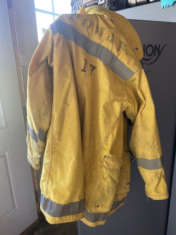 Poway FD Fireman's Turn Out Jacket