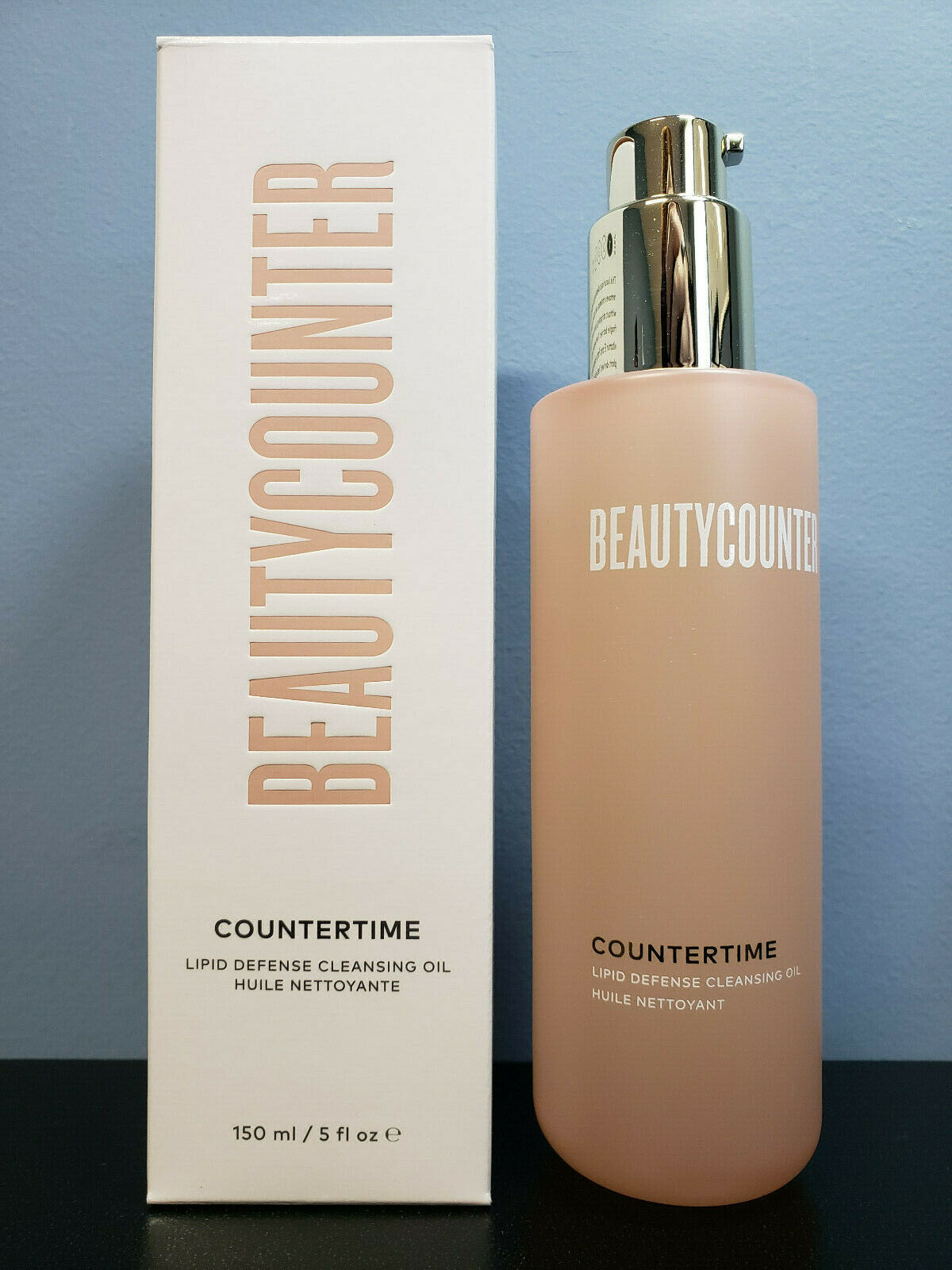 BeautyCounter CounterTime Lipid Defense Cleansing Oil 5 oz - New! Beauty Counter