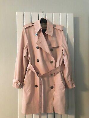 Pastel pink Burberry Mac 12