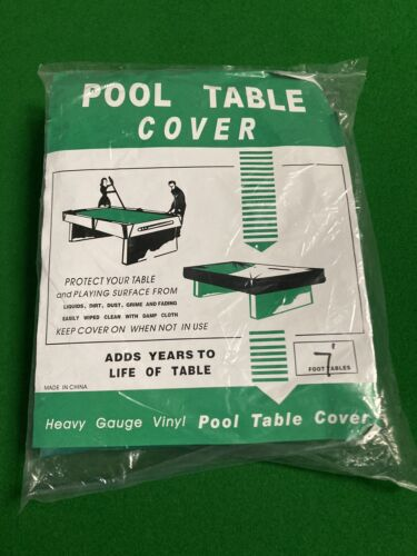 pool table cover 7 ft
