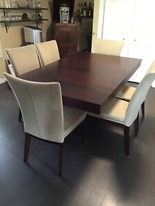 Fabulous Canadel Chairs Buy Or Sell Dining Table Sets In Ontario Home Interior And Landscaping Elinuenasavecom