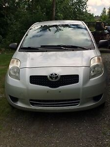 2008 Toyota Yaris Hatchback