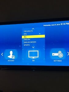 HD IPTV/Over 3000 Channels