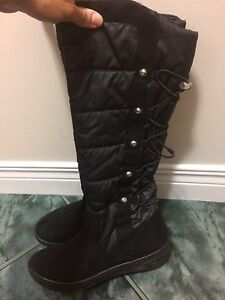 size 7 boots (GUESS and Ralph Lauren ) Kitchener / Waterloo Kitchener Area image 8
