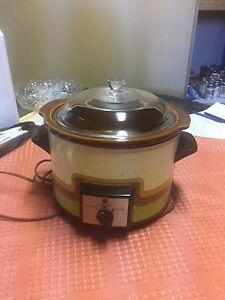 Slow Cooker GE in excellent working condition