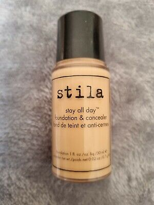 Stila Stay All Day Foundation & Concealer. Shade Light 3