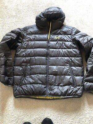Jack Wolfskin Coat Large Grey