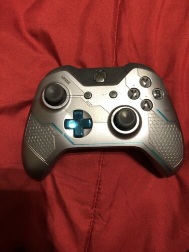Xbox One Wireless Controller Limited Edition Halo 5 Guardians Spartan Locke - $50.00