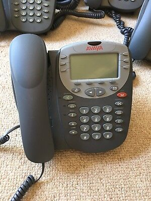 Avaya 5410 Office Phone 5410 D01b-2001 W Stand