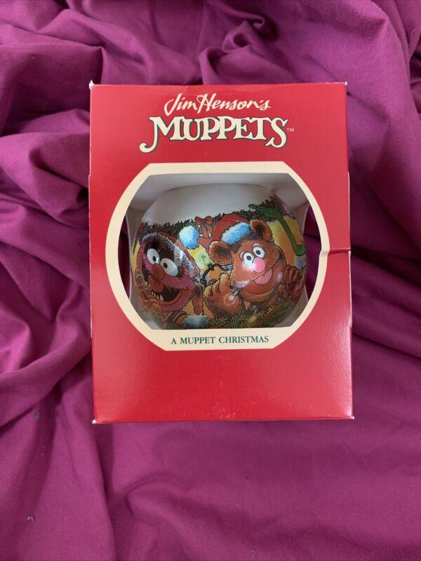Hallmark Jim Henson's Muppets Vintage Ornament in Box