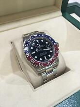 ROLEX GMT MASTER II Bondi Junction Eastern Suburbs Preview