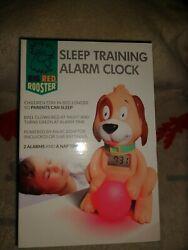 Big Red Rooster BRRC105 Sleep Training Alarm Clock - Plug In Kids Alarm Clock -