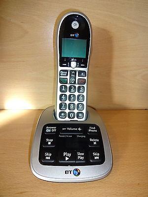 BT 4600 Big Button Digital Cordless Telephone + Advanced Call Blocker -BX