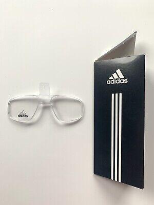 Adidas RX Clip-In Vollrand A747 /00 5648 49/17 Sportbrille Sehstärke
